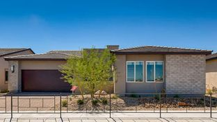 50 - Rose - The Estates at Palmer Ranch: North Las Vegas, Nevada - Taylor Morrison