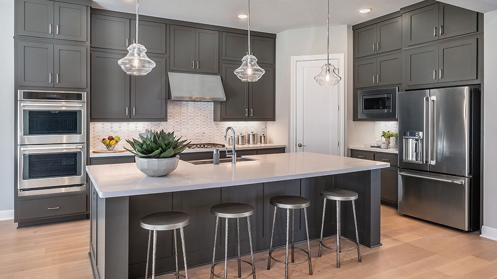 Kitchen featured in the Artisan By Taylor Morrison in Austin, TX