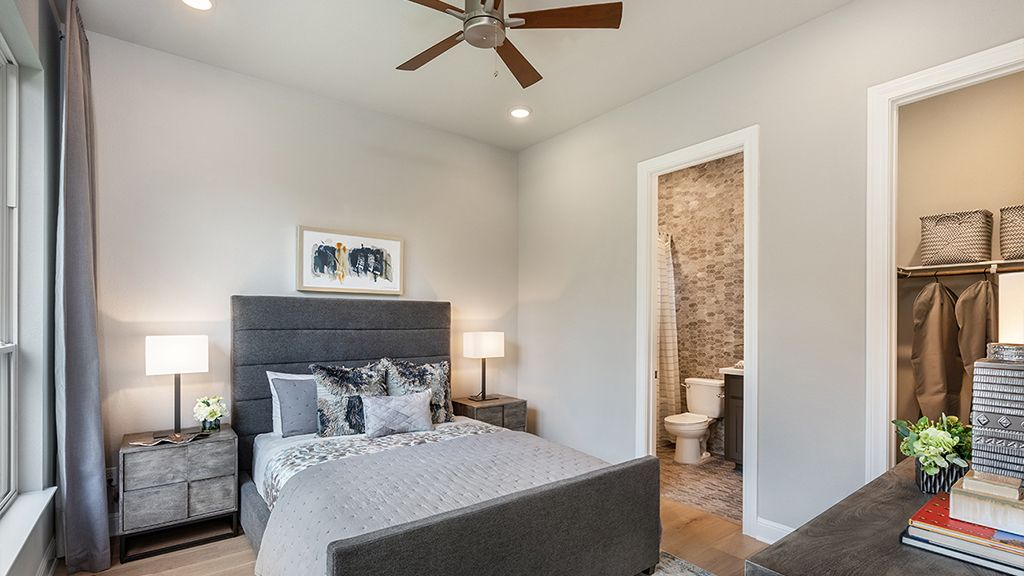 Bedroom featured in the Artisan By Taylor Morrison in Austin, TX
