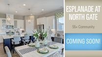 Esplanade at Northgate by Taylor Morrison in Charlotte North Carolina