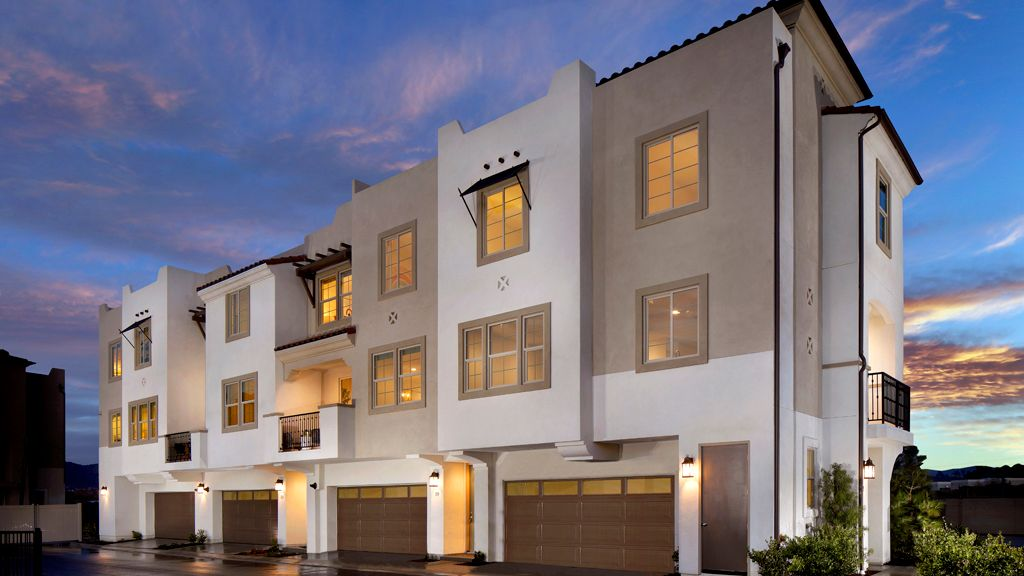 Exterior featured in the Plan 3 By Taylor Morrison in San Diego, CA