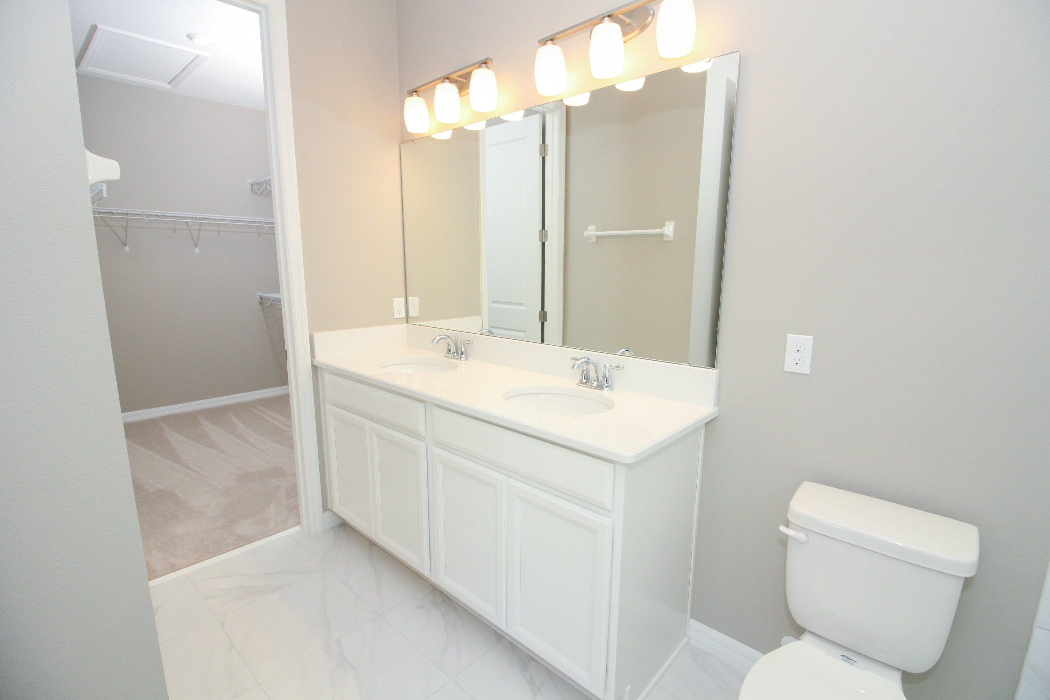 Bathroom featured in the Cayman By Taylor Morrison in Orlando, FL
