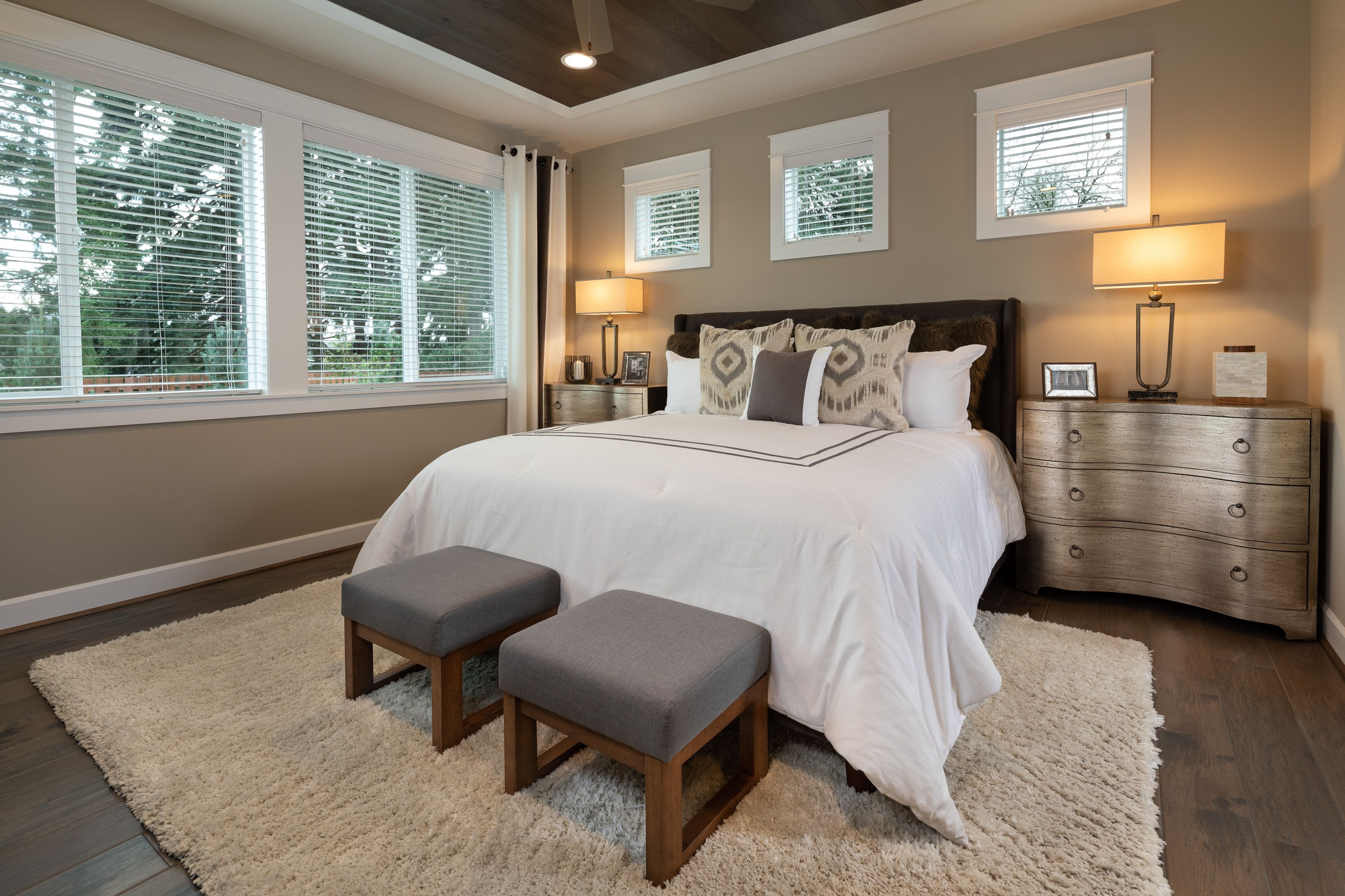 Bedroom featured in The Willow By Taylor Morrison in Olympia, WA