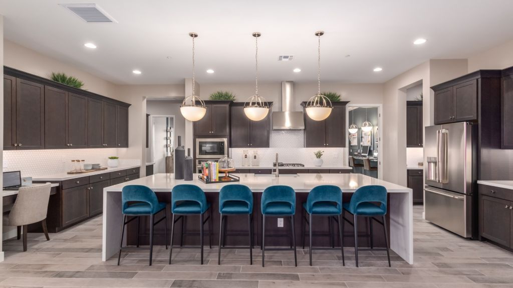 Kitchen featured in the Breckenridge By Taylor Morrison in Phoenix-Mesa, AZ