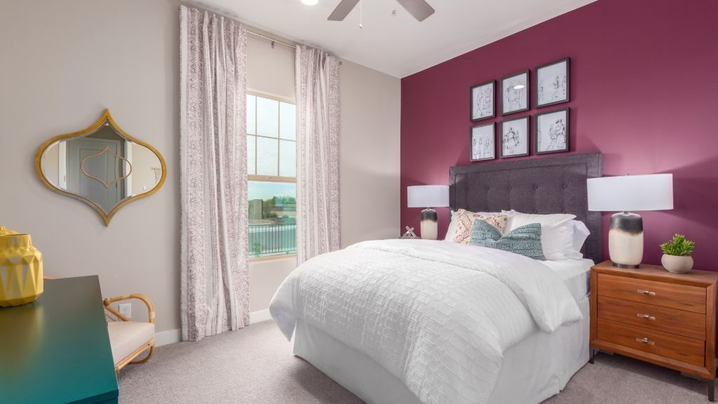 Bedroom featured in the Breckenridge By Taylor Morrison in Phoenix-Mesa, AZ