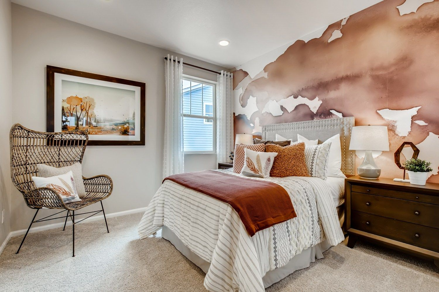 Bedroom featured in The Alamosa By Taylor Morrison in Denver, CO