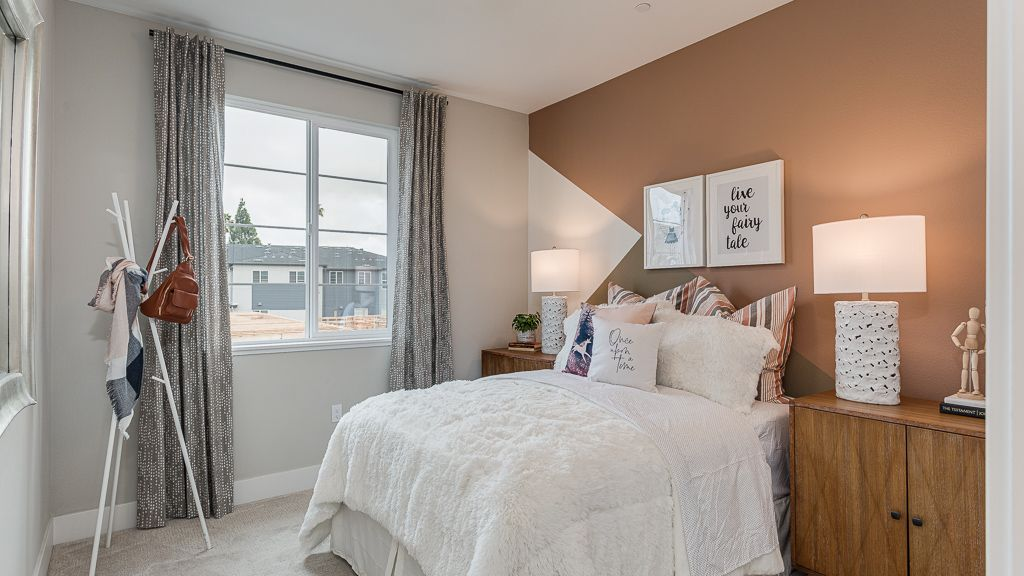 Bedroom featured in the Plan 5 WLH By Taylor Morrison in Oakland-Alameda, CA