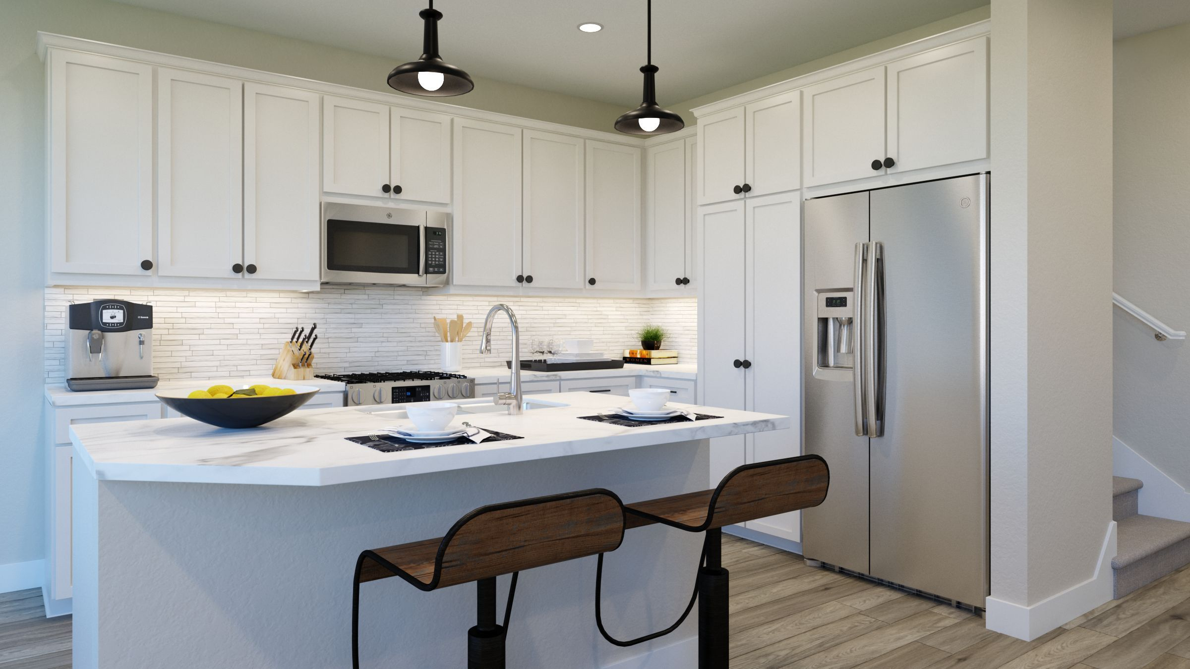 Kitchen featured in the Residence 4 By Taylor Morrison in Oakland-Alameda, CA