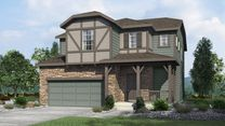 The Summit Collection at Altaira at High Point by Taylor Morrison in Denver Colorado