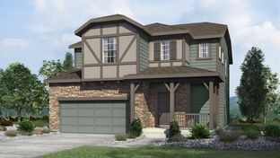 Evans - The Summit Collection at Altaira at High Point: Denver, Colorado - Taylor Morrison