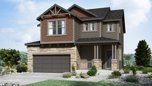 Gray - The Summit Collection at Altaira at High Point: Denver, Colorado - Taylor Morrison
