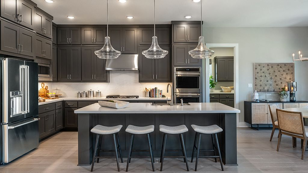Kitchen featured in the Arabella By Taylor Morrison in Austin, TX