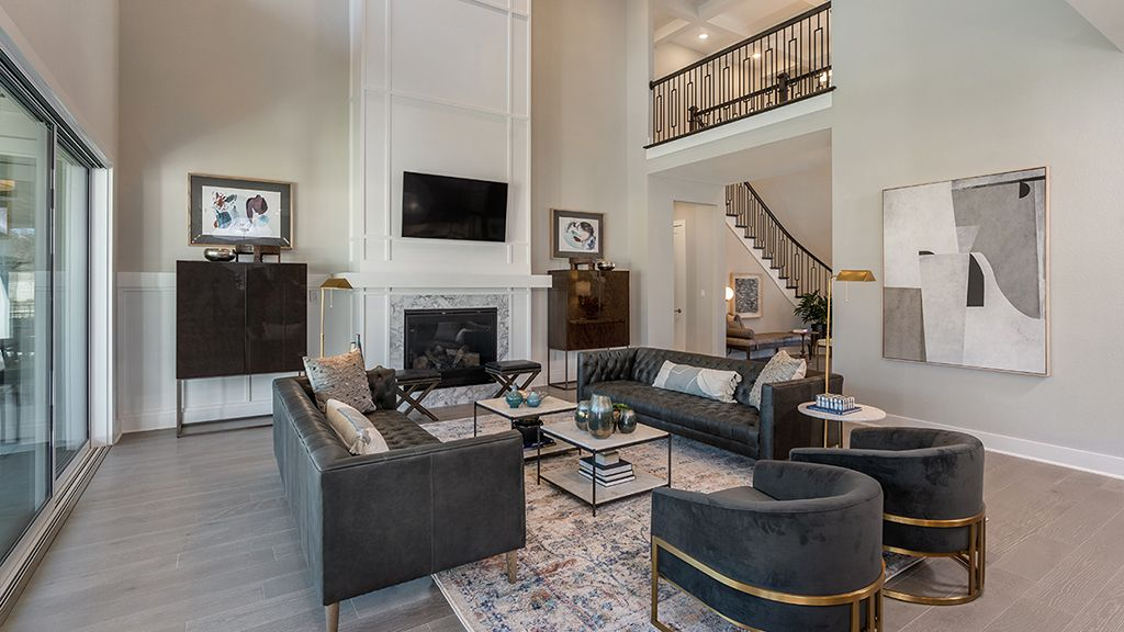 Living Area featured in the Arabella By Taylor Morrison in Austin, TX