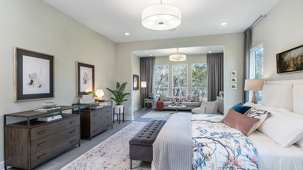 Bedroom featured in the Arabella By Taylor Morrison in Austin, TX