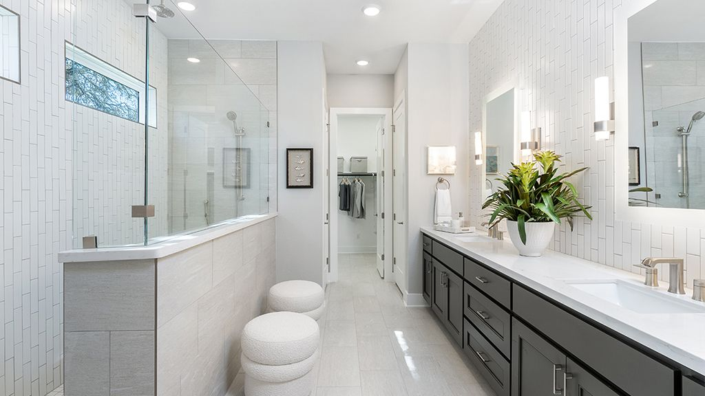 Bathroom featured in the Arabella By Taylor Morrison in Austin, TX