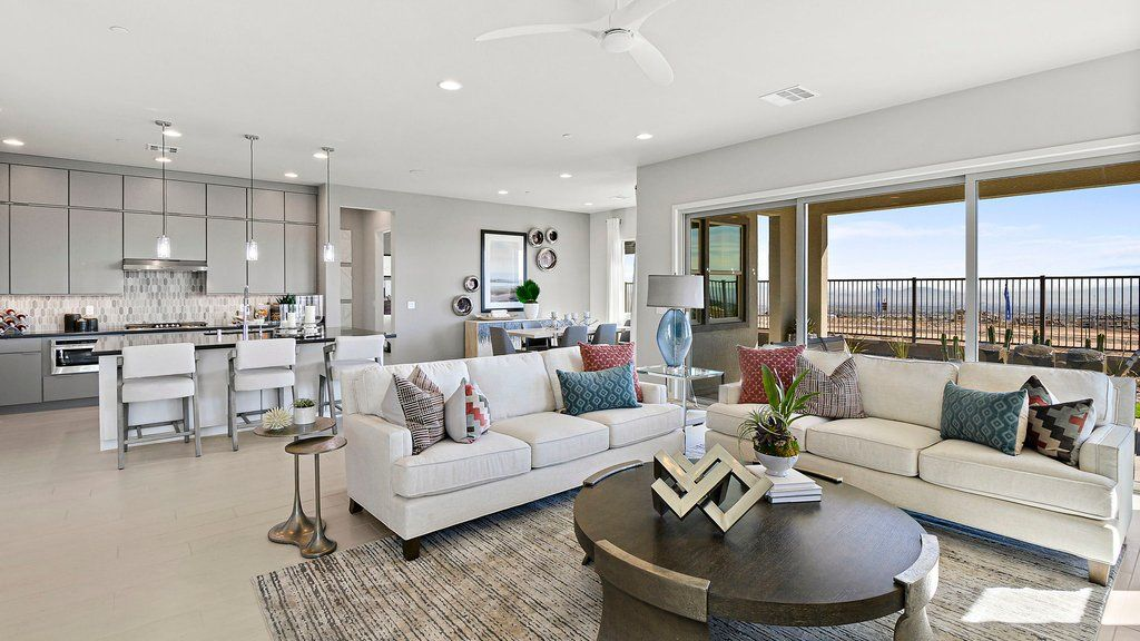 Living Area featured in the Violet By Taylor Morrison in Las Vegas, NV