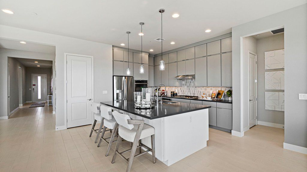 Kitchen featured in the Violet By Taylor Morrison in Las Vegas, NV