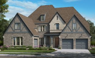 Estates at Shaddock Park 74s by Darling  Homes in Dallas Texas