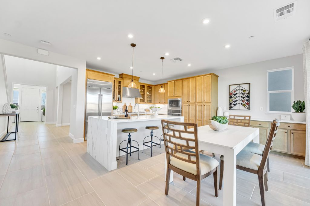 Kitchen featured in the Odyssey Plan 13 By Taylor Morrison in Sacramento, CA