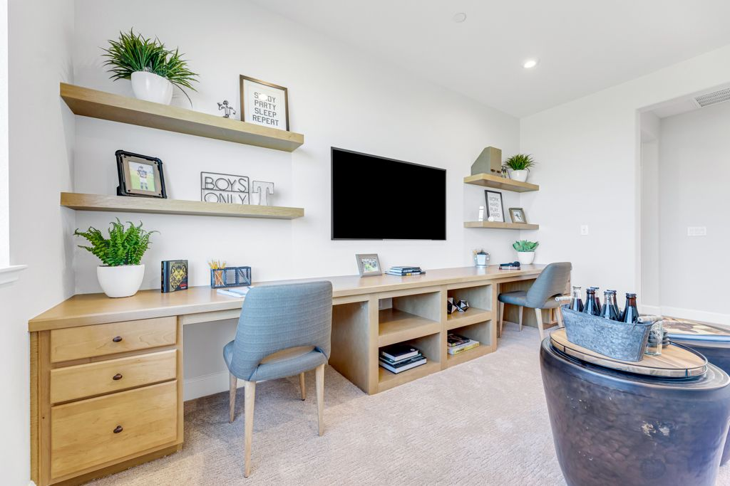 Living Area featured in the Odyssey Plan 13 By Taylor Morrison in Sacramento, CA