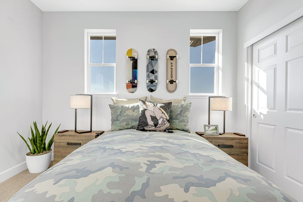 Bedroom featured in the Odyssey Plan 13 By Taylor Morrison in Sacramento, CA