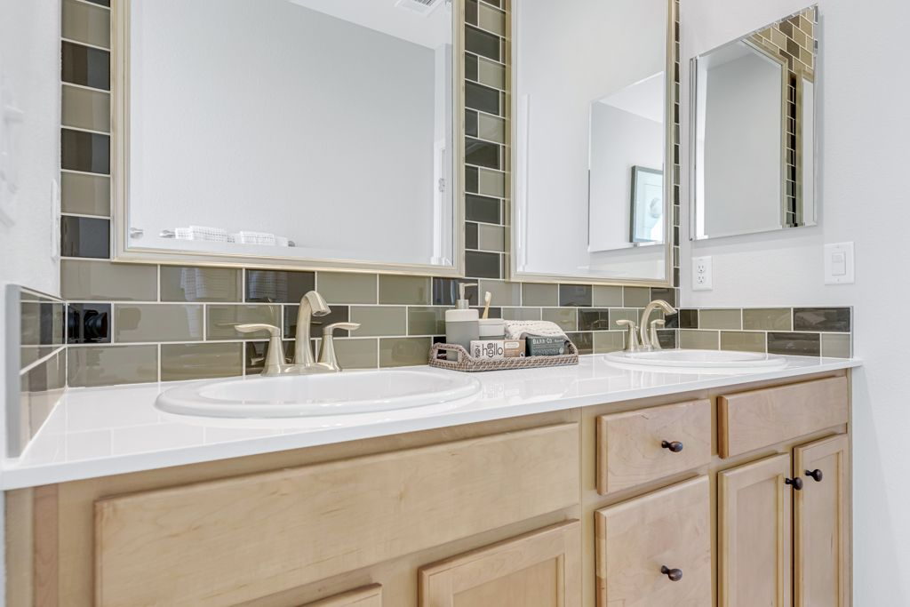 Bathroom featured in the Odyssey Plan 13 By Taylor Morrison in Sacramento, CA