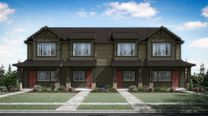 North Bethany Crest - Townhome Series by Taylor Morrison in Portland-Vancouver Oregon