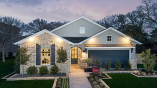 Chambray - Bluffview 60s: Leander, Texas - Taylor Morrison