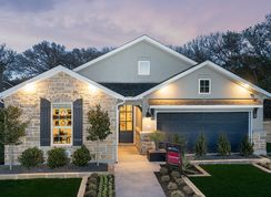 Chambray - Bluffview 50s: Leander, Texas - Taylor Morrison