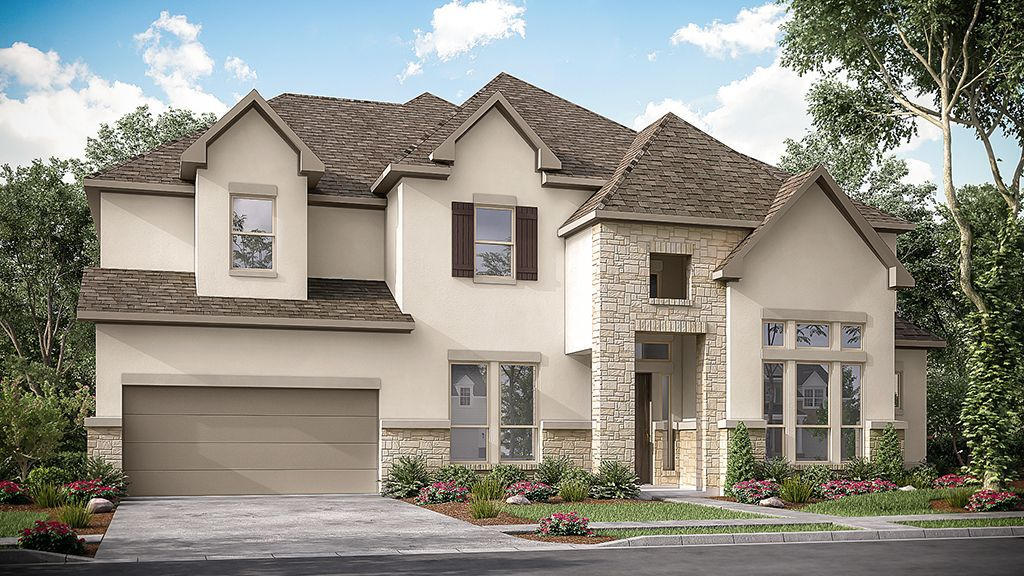 Exterior featured in the Arabella By Taylor Morrison in Austin, TX