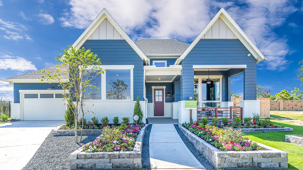 'Bonterra at Cross Creek Ranch Cottages' by Darling Homes - Houston in Houston