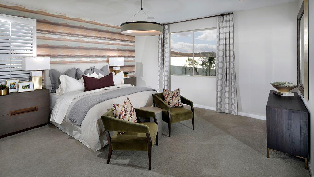 Bedroom featured in the Plan 5 By Taylor Morrison in Riverside-San Bernardino, CA