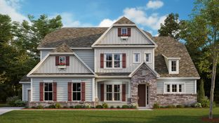 Aragon - Walden Estates: Huntersville, North Carolina - Taylor Morrison
