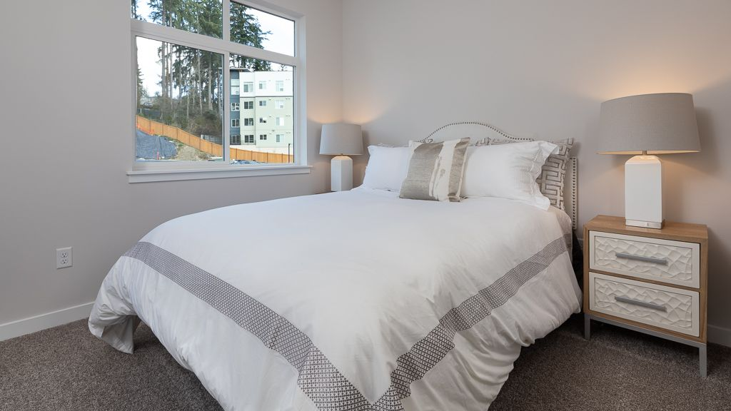 Bedroom featured in the Mercer WLH By Taylor Morrison in Seattle-Bellevue, WA