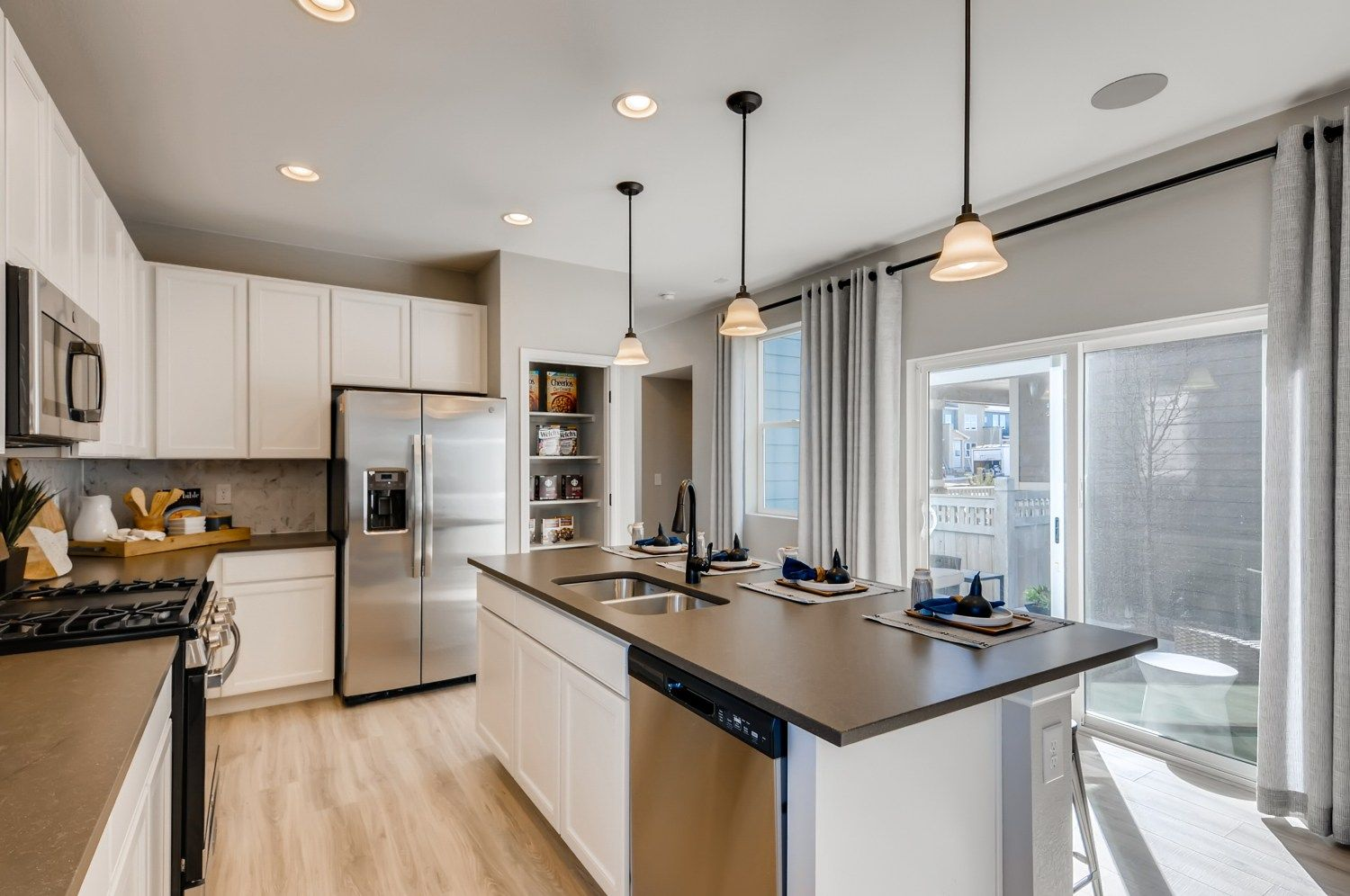 Kitchen featured in the Stella By Taylor Morrison in Denver, CO