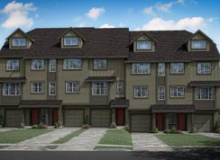 Plan 5 - Meadow View - Townhome Series: Tigard, Oregon - Taylor Morrison