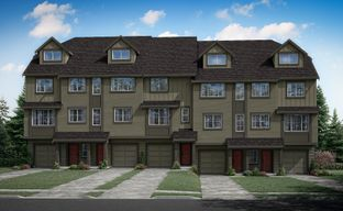 Meadow View - Townhome Series by Taylor Morrison in Portland-Vancouver Oregon