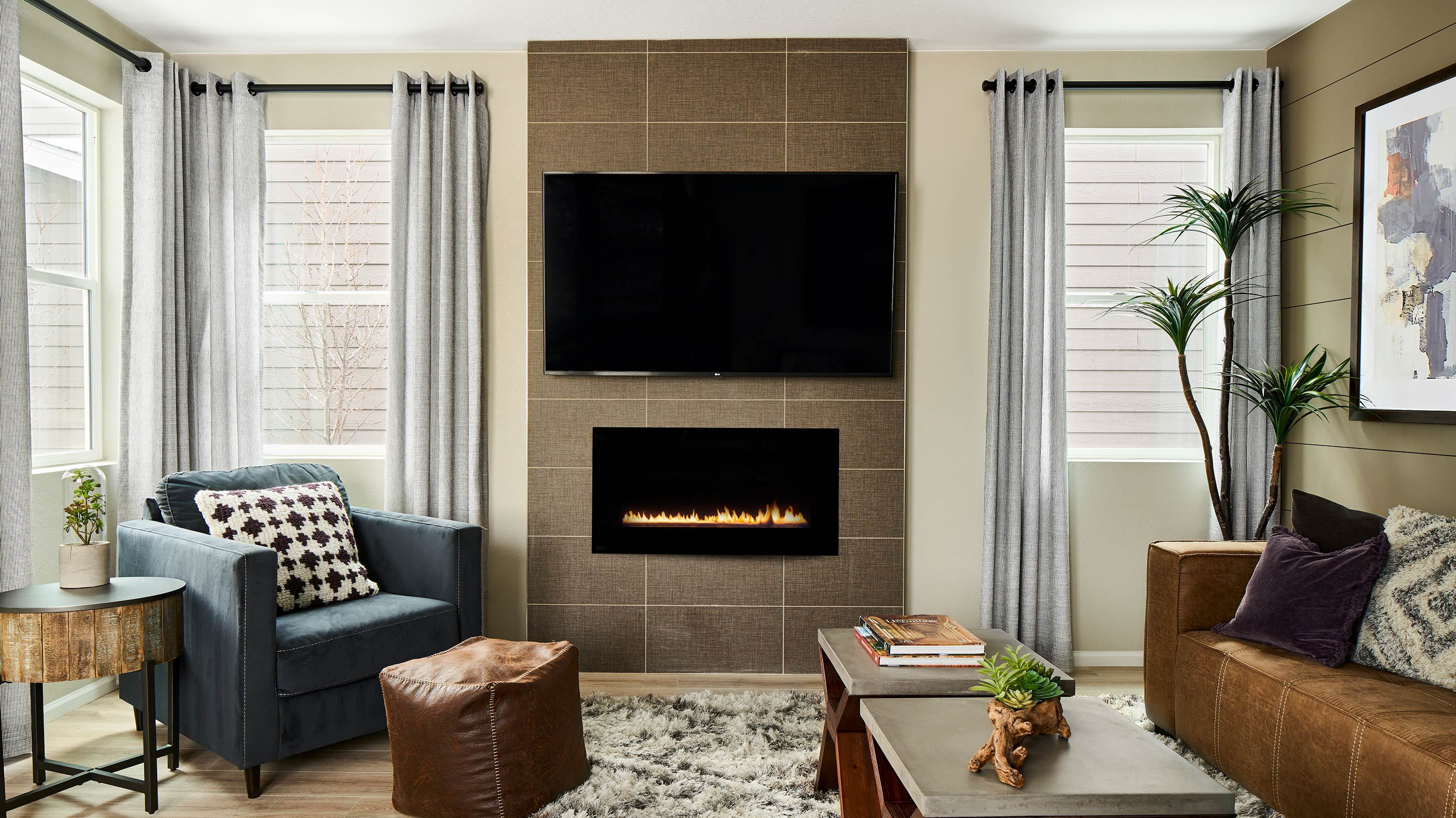 Living Area featured in the Stella By Taylor Morrison in Denver, CO