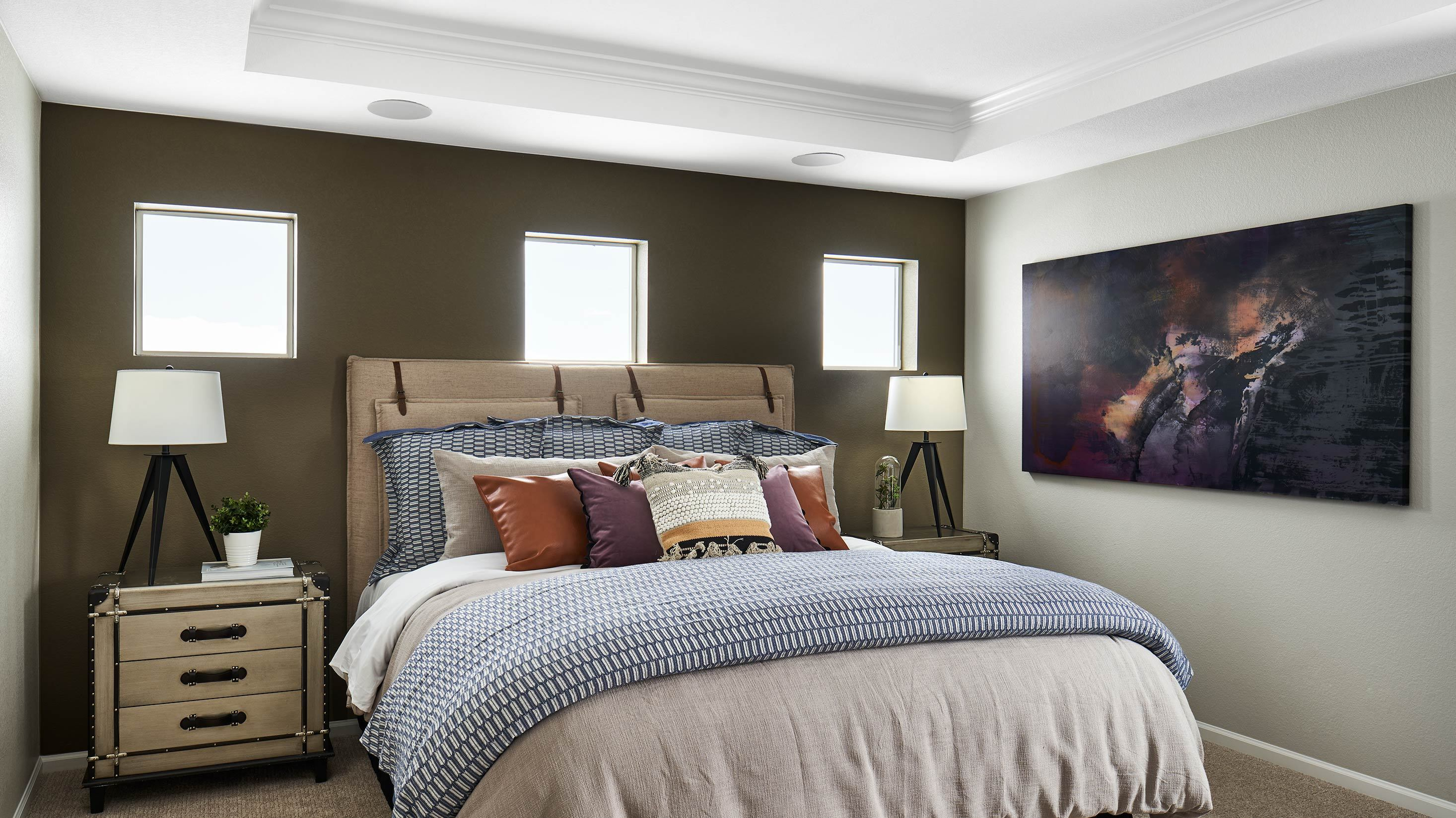Bedroom featured in the Stella By Taylor Morrison in Denver, CO