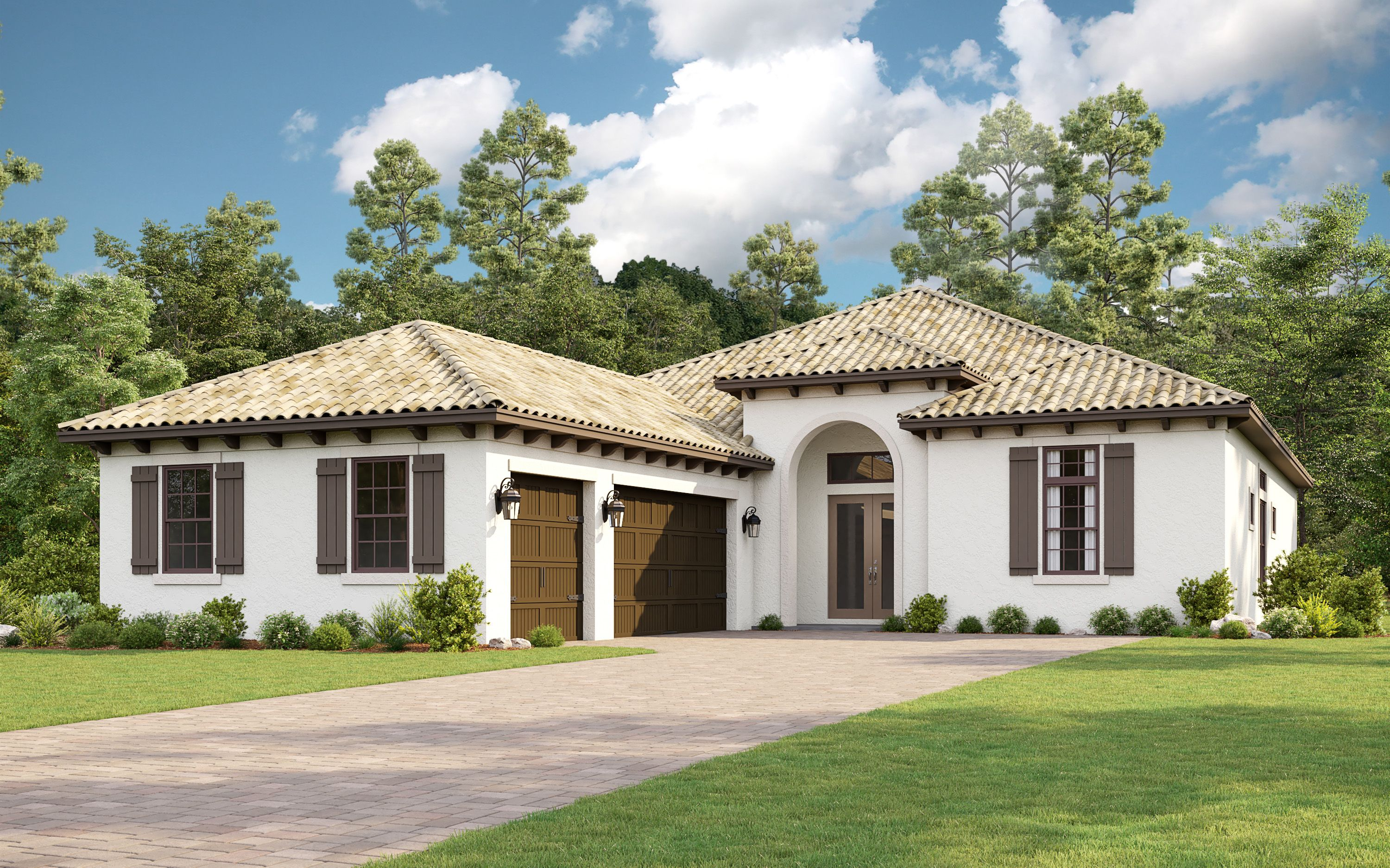 Exterior featured in the Lincoln By Taylor Morrison in Sarasota-Bradenton, FL
