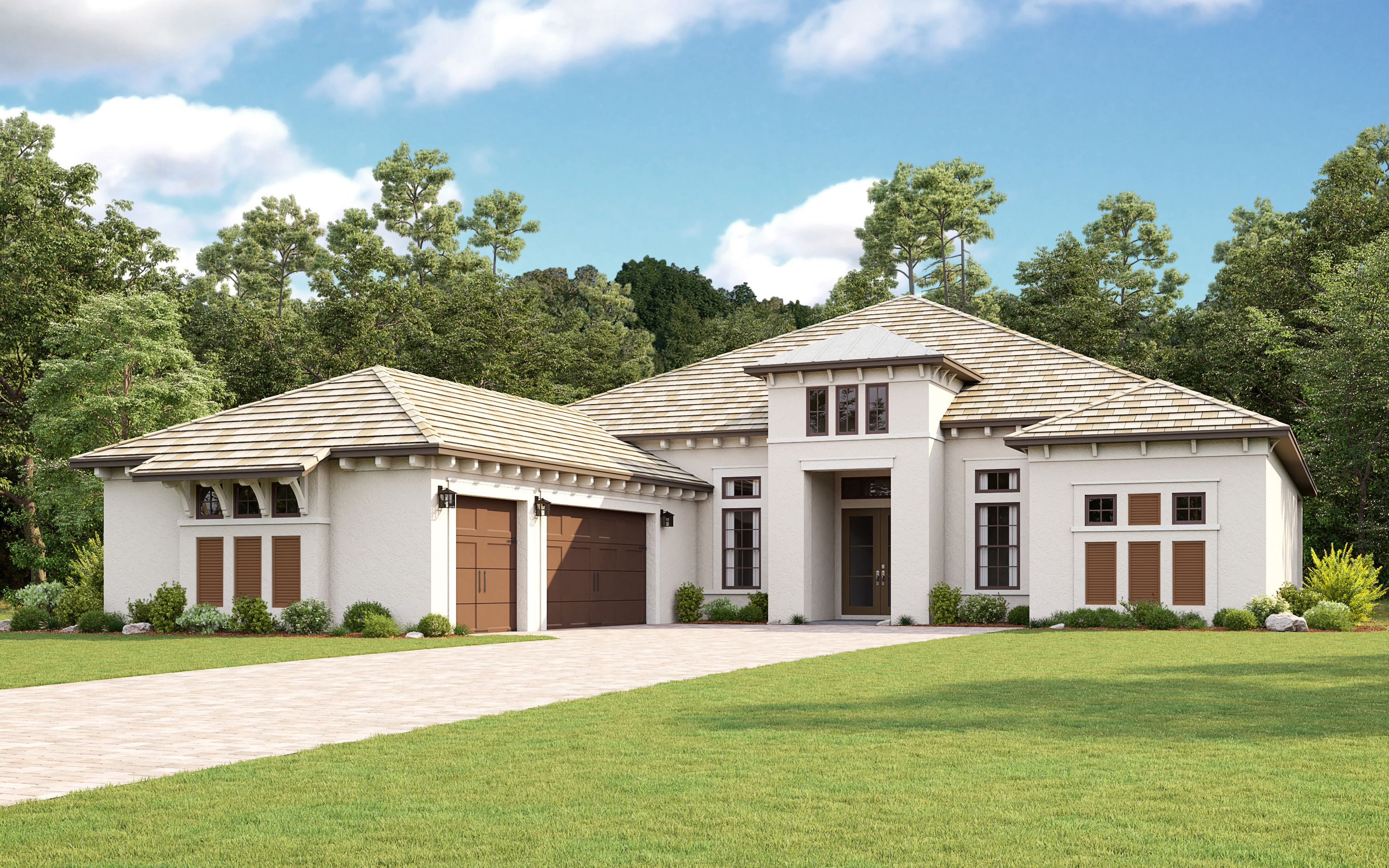 Exterior featured in the Beacon By Taylor Morrison in Sarasota-Bradenton, FL