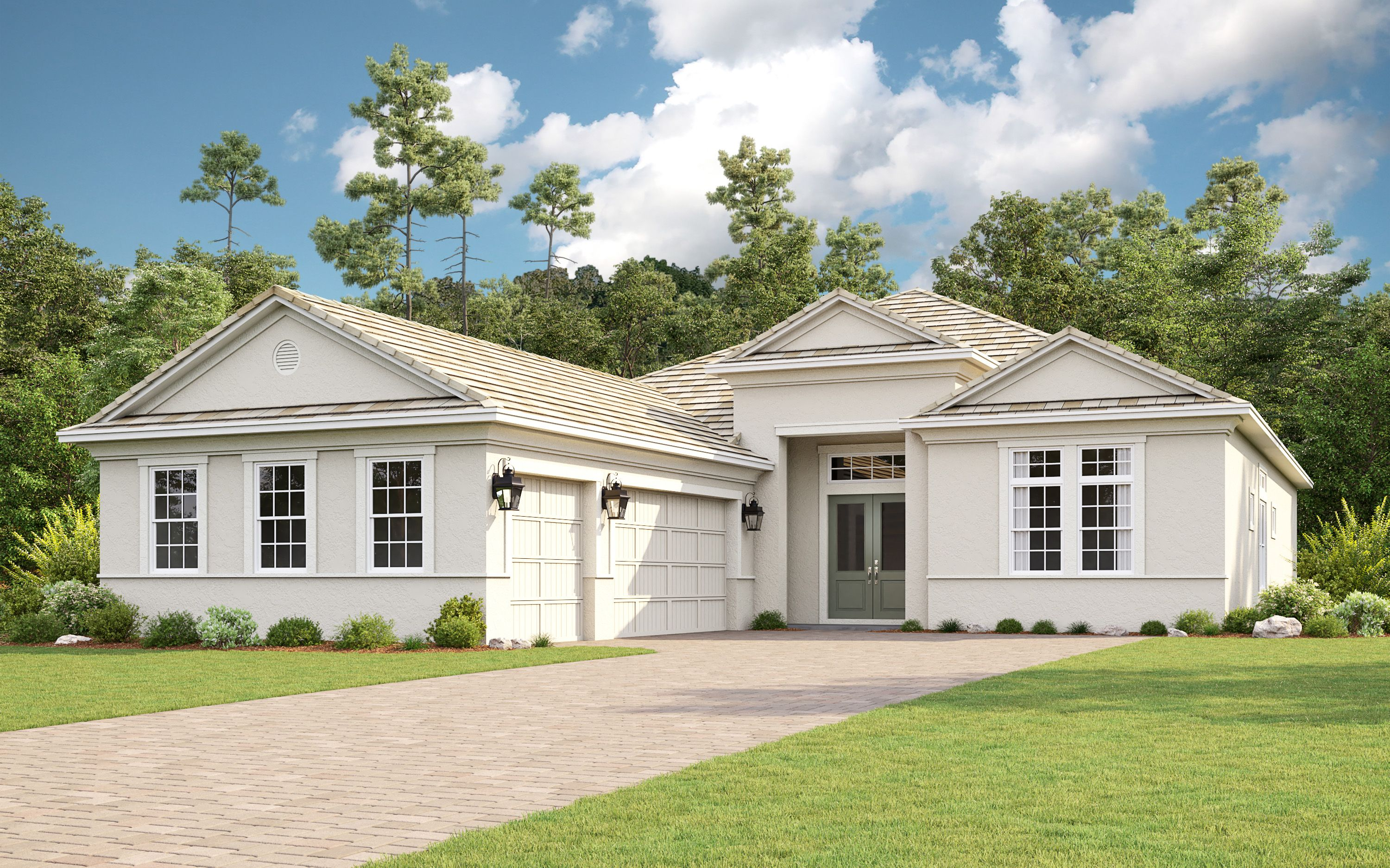 Exterior featured in the Lincoln By Taylor Morrison in Fort Myers, FL