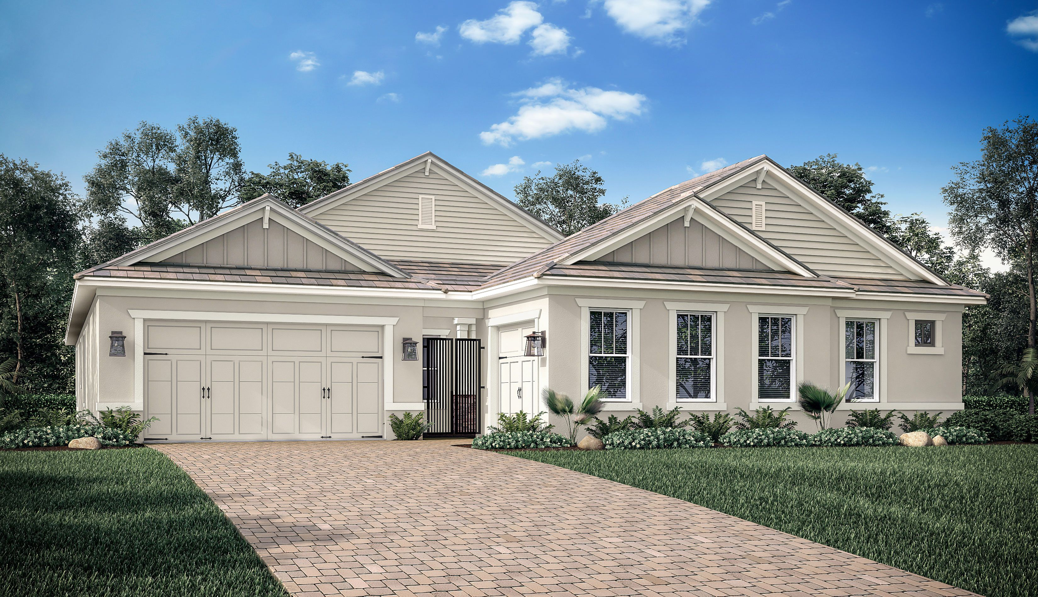 Exterior featured in the Humboldt By Taylor Morrison in Sarasota-Bradenton, FL