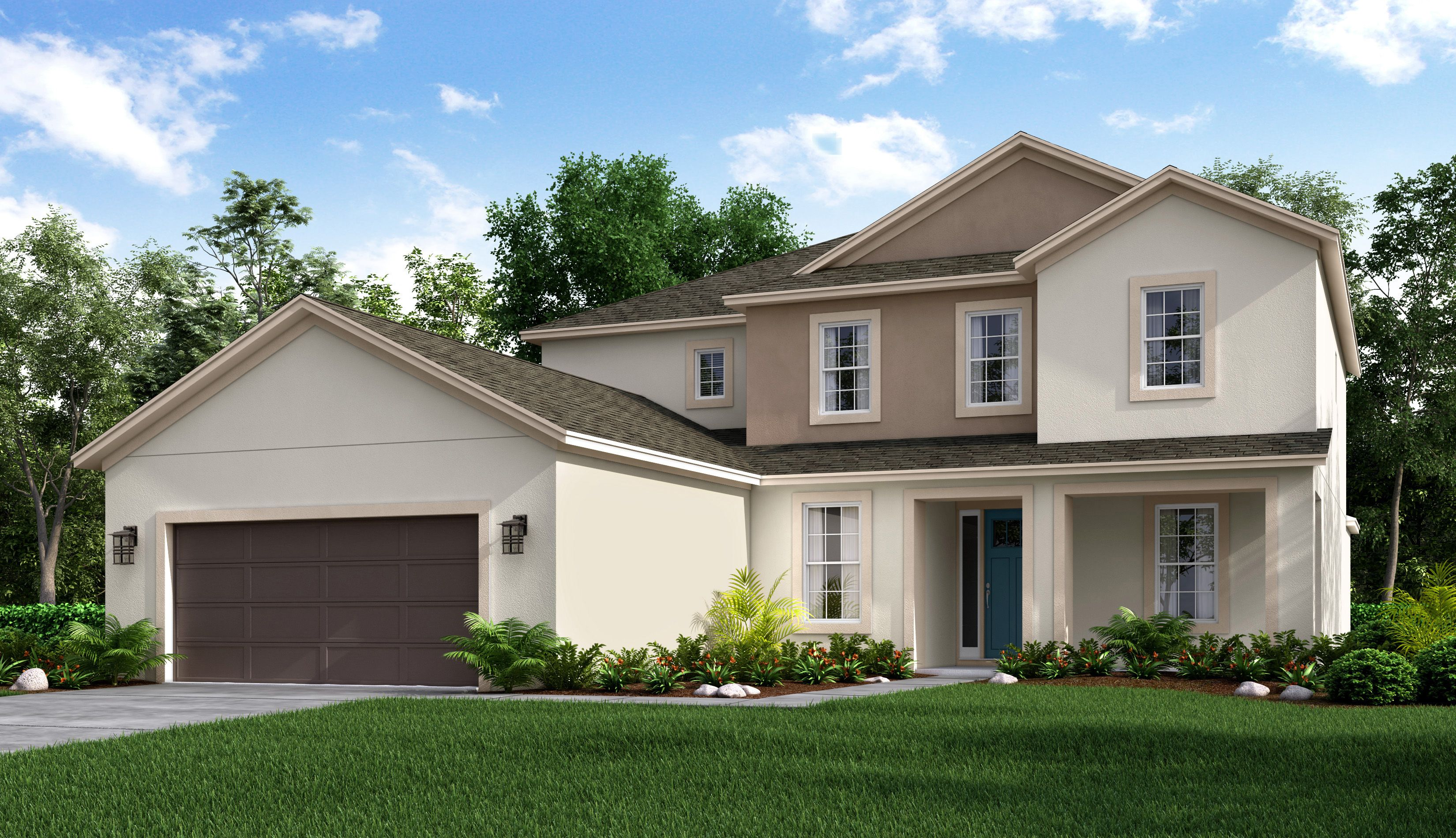 Exterior featured in the Sand Key By Taylor Morrison in Sarasota-Bradenton, FL