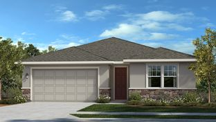 Residence 6 - Venture at The Collective 55+: Manteca, California - Taylor Morrison