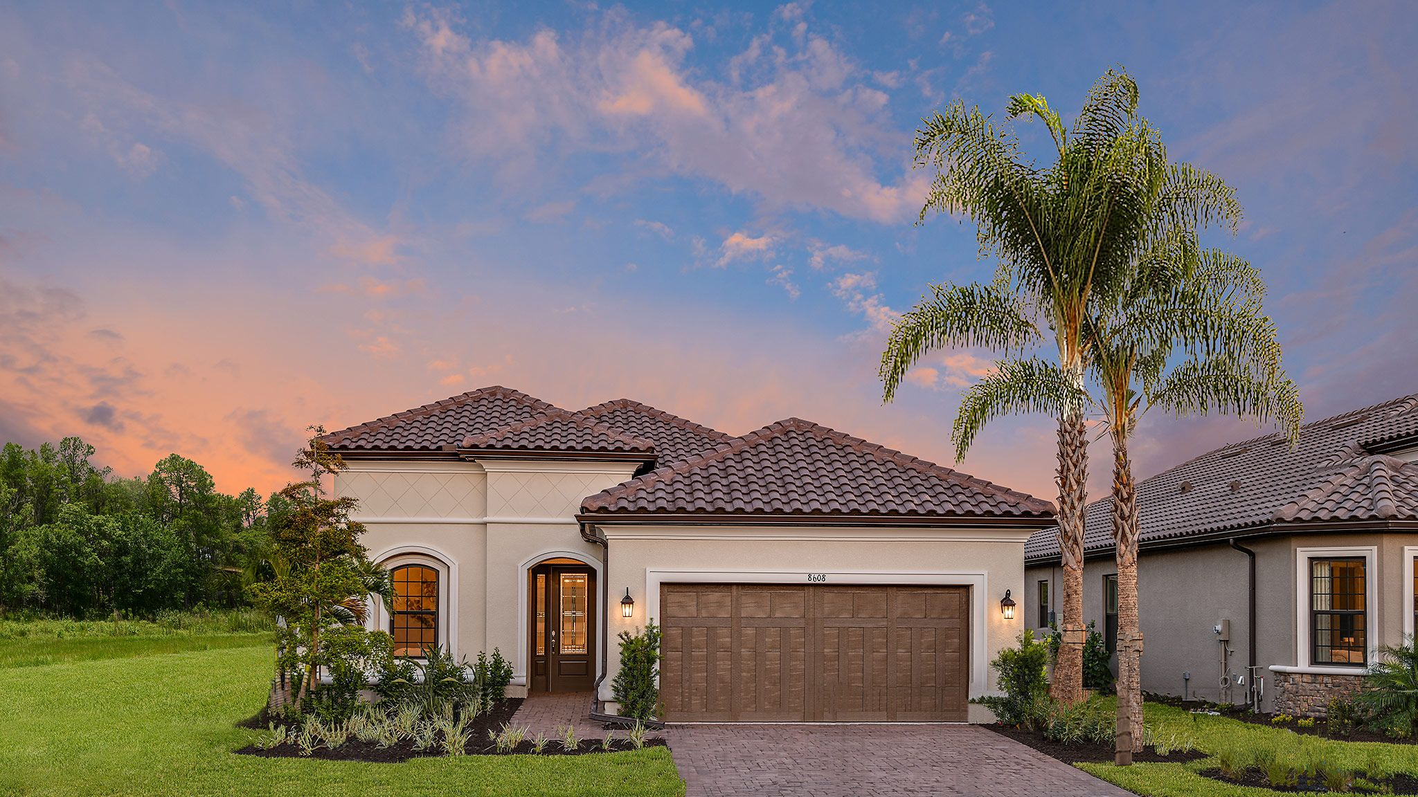 Exterior featured in the Farnese Plan By Taylor Morrison in Naples, FL