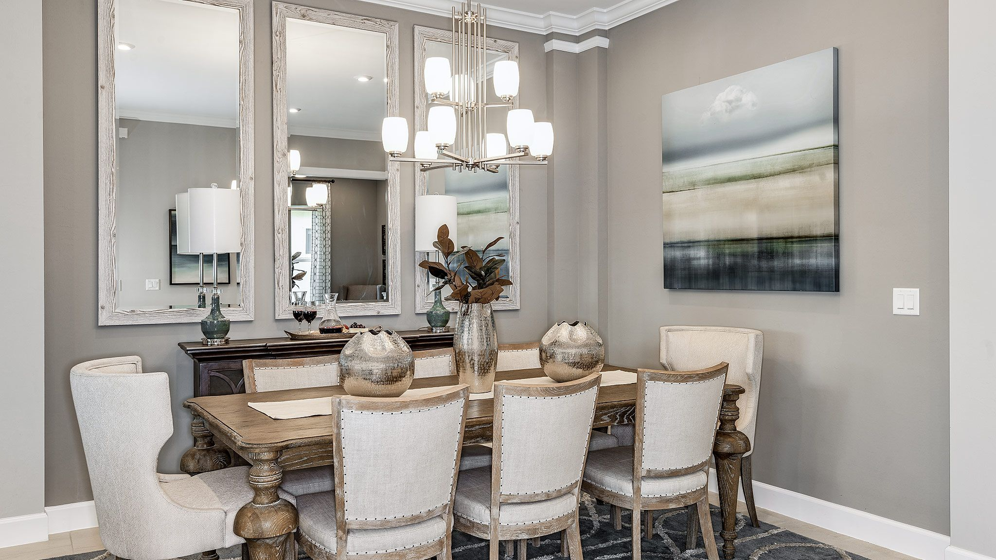 Living Area featured in the Lazio Plan By Taylor Morrison in Naples, FL