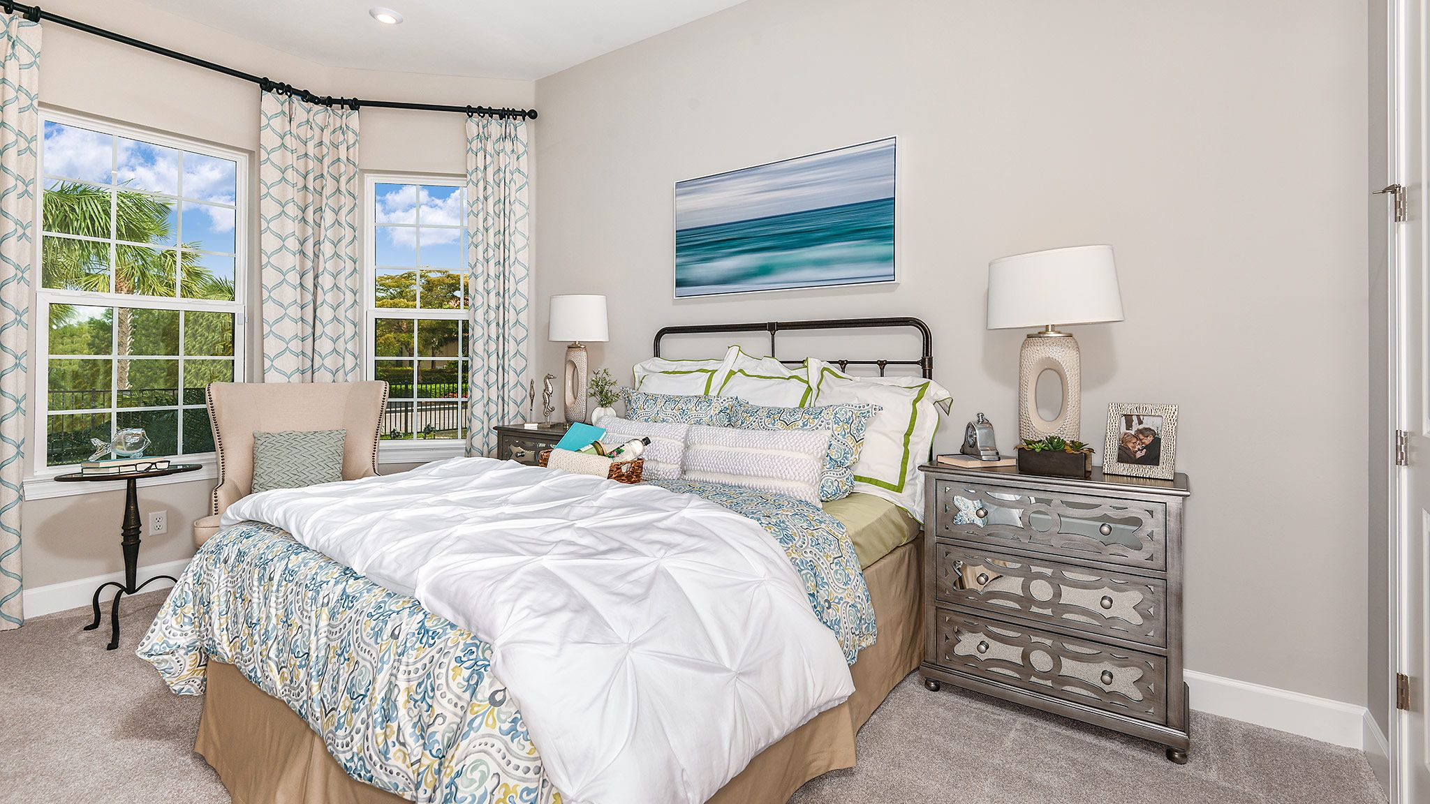 Bedroom featured in the Lazio Plan By Taylor Morrison in Naples, FL
