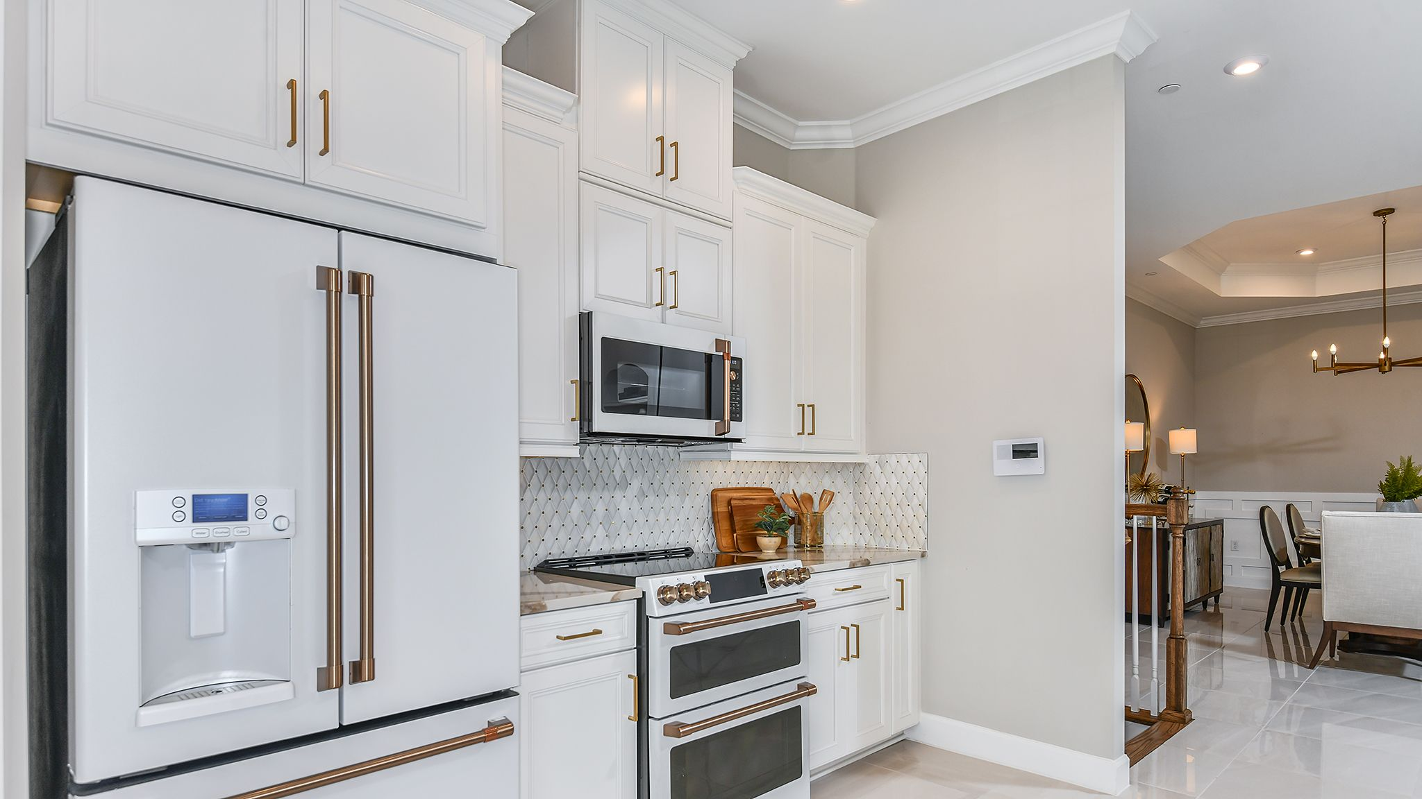 Kitchen featured in the Romano By Taylor Morrison in Naples, FL