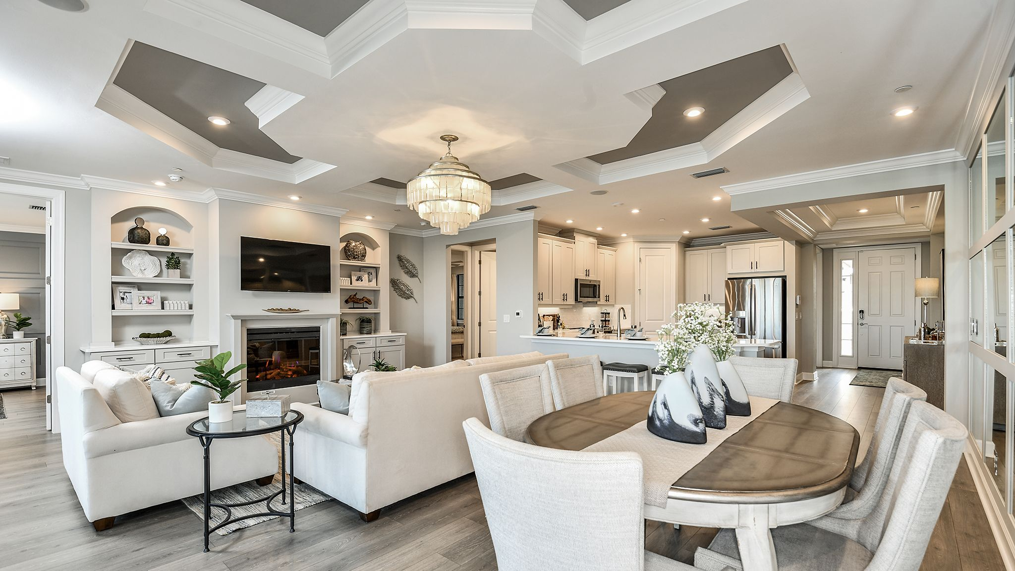 Living Area featured in the Vitale By Taylor Morrison in Naples, FL